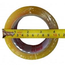 Скотч упаковочный, 200м*45мм, прозрачный