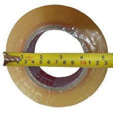 Скотч упаковочный, 700м*45мм, прозрачный