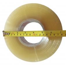 Скотч упаковочный, 2000м*45мм, прозрачный