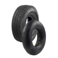 Покрышка для тачки 3.50-4, с камерой, Good Tire