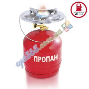 Набор примус-горелка с баллоном на 12 литров
