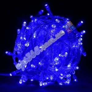 Гирлянда светодиодная LED 100, синяя