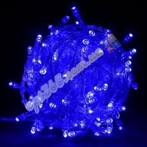 Гирлянда домашняя 500 LED, синяя