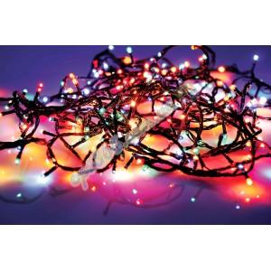 Новогодняя гирлянда 200 ламп, цветная