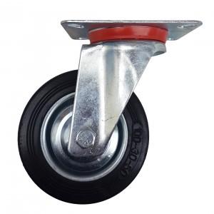 Колесо поворотное для тележек 100 мм