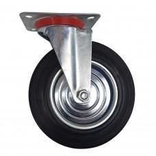 Колесо большегрузное поворотное 250 мм