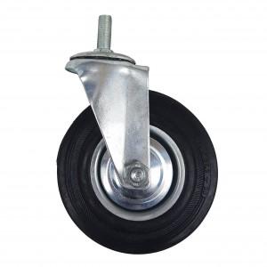 Колесо поворотное 125 мм