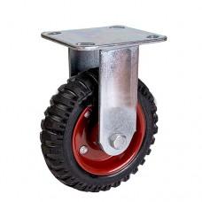 Колесо большегрузное 160х50 мм, на кронштейне