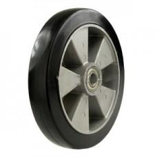 Колесо литое на алюминиевом диске 250 мм