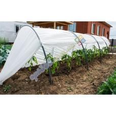 Парник для дачи 3 метра, агроволокно 42 г/м.кв