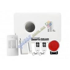 Охранная сигнализация GSM 10C