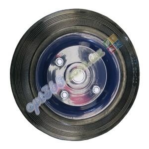 Колесо для тележки 200 мм., ось 17 мм