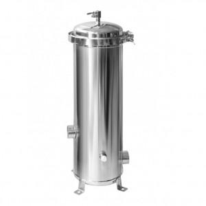 Мульти патронный фильтр для воды S/S-3*20
