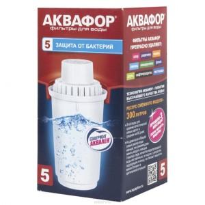 Картридж Аквафтор В100-5 с увеличенным ресурсом по хлору