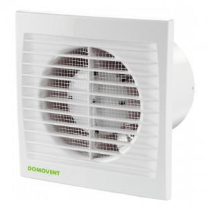 Вентилятор Домовент квадрат, 100 мм.