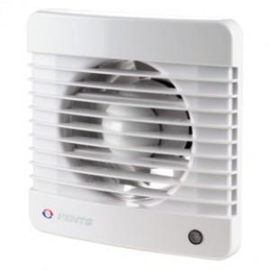 Вентилятор бытовой Вентс МЛ турбо, 125 мм.