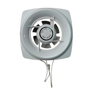 Вентилятор для ванной Китай, 200 мм.