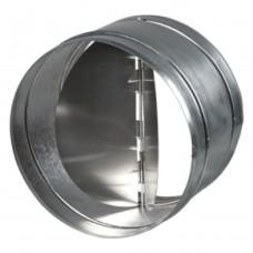 Обратный клапан для вентиляции Vents, 125 мм.
