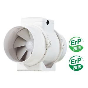 Вентилятор осевой Vents ТТ, 125 мм.