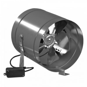 Канальный вентилятор Домовент ВКОМ, 150 мм.