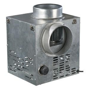 Канальный жаростойкий вентилятор Vents КАМ, 150 мм.