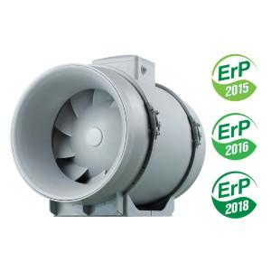 Вентилятор осевой Vents ТТ ПРО, 125 мм.