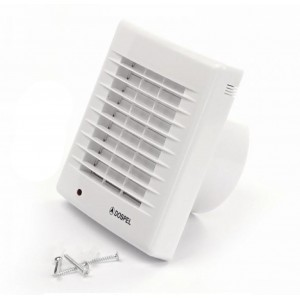 Вентилятор для ванной Dospel Polo 5 AZ, 120 мм.
