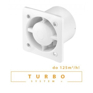 Вентилятор бытовой Awenta System+ Turbo KWT 100 мм.