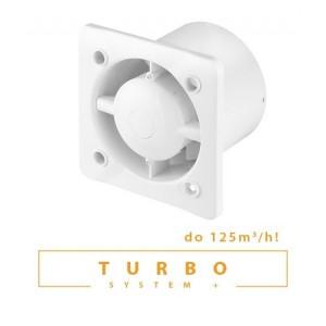 Вентилятор для ванной Awenta System+ Turbo KWT Р 100 мм.