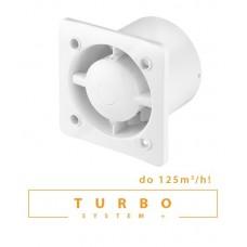 Вентилятор бытовой Awenta System+ Turbo KWT T 125 мм.