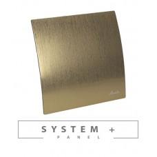 Лицевая панель Awenta PEZ 125 Gold