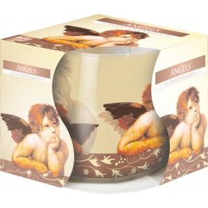 Арома свеча Ангелы Bispol