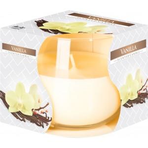 Ароматизированная свеча Ваниль Bispol