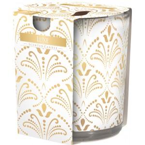 Ароматизированная свеча Luxe Bispol