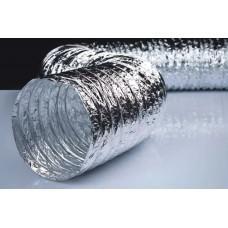 Воздуховод гибкий Флекс 10 метров, 200 мм.