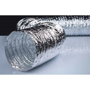 Воздуховод гибкий Флекс 10 метров, 250 мм.