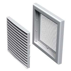 Вентиляционная решетка Вентс МВ 120 С