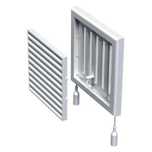 Вентиляционная решетка Вентс МВ 170 РС