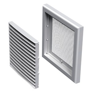 Вентиляционная решетка Вентс МВ 250 С