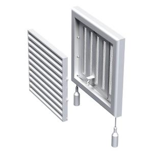 Вентиляционная решетка Вентс МВ 250 РС