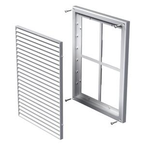 Вентиляционная решетка Вентс Мв 160 С