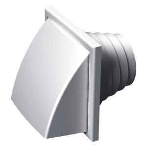 Вентиляционный клапан уличный Вентс МВ 122 ВН