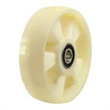 Колесо нейлоновое для тележки 180 мм.