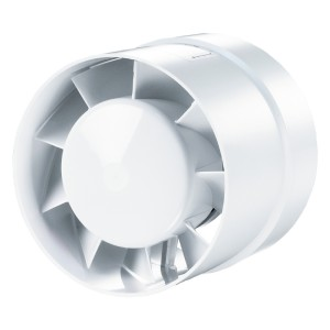 Канальный вентилятор Вентс ВКО Турбо, 125 мм.
