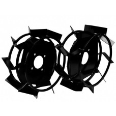Грунтозацепы на мотоблок квадрат 450 мм.