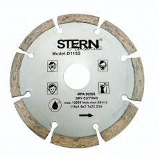Круг алмазный Stern, 115 мм