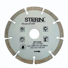 Круг алмазный Stern, 125 мм