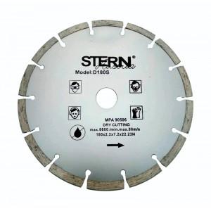 Круг алмазный Stern, 180 мм