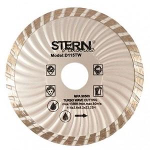 Круг отрезной Turbo Stern, 115 мм