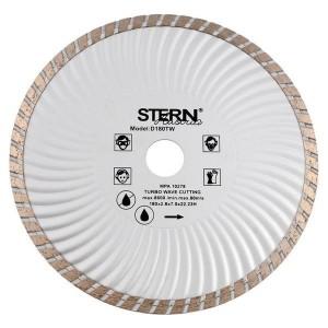Круг отрезной Turbo Stern, 180 мм